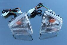 Blinker Honda VFR 750 RC36 90-97 vorne links u. rechts klar signals indicator