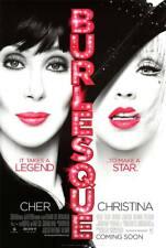 BURLESQUE     film    poster.