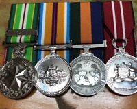 Replica Set Of 4 Current Medals