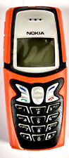 Nokia 5210 - RED Unlocked EUROPEAN,ASIAN GSM 900/1800 Mhz Cell Phone, Durable.