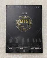 BTS MEMORIES OF 2014 DVD 3 set + Photobook Official Bangtan Boys