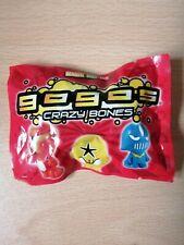 Gogo's Crazy Bones Booster Pack New & Sealed