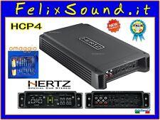 Hertz HCP 4 Amplificatore 4 CANALI 760W   GARANZIA ITALIA + OMAGGIO Set Attrezzi