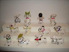 12 Disney 101 Dalmatians Figurines Cake Toppers PVC w/ Moving Parts Grasshopper