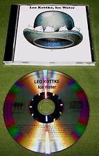 LEO KOTTKE Ice Water Orig 1992 BGO CD
