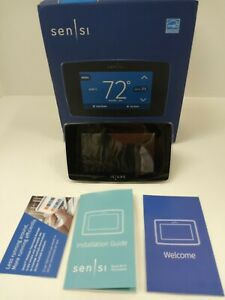Emerson Sensi Touch Wi-Fi Smart Thermostat with Touchscreen Color Display ST75