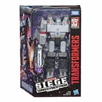 New Transformers Hasbro Megatron Siege War Voyager Class Action Figure Kids Toys