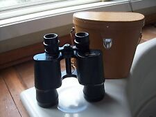 Vintage binoculars Revue Vergutete Optik 7X50 7 X 50 124M Auf 1000M Nr AC2-31847