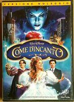 COME D'INCANTO (2007) un film di Kevin Lima DVD EX NOLEGGIO - WALT DISNEY