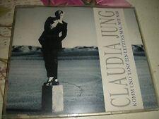 Claudia Jung Komm und tanz ein letztes Mal mit mir (1995) [Maxi-CD]