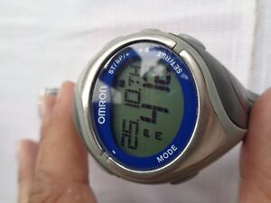 OMRON MODEL #HR 210, HEART RATE MONITOR DIGITAL watch