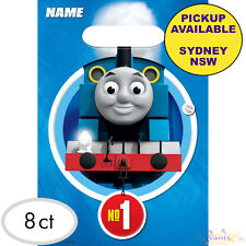 THOMAS THE TANK ENGINE PARTY SUPPLIES 8 LOOT FAVOURS BAGS BIRTHDAY LOLLY SACKS