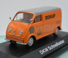 """Schuco 02394 Modellauto """"DKW Schnelllaster Kasten Dunlop"""" Modellfahrzeug boxed"""