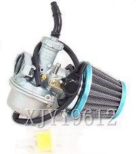 Carburetor & Air Filter For Honda CRF70F XR70R Carb (Mounting hole spacing 48mm)
