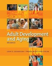 *GOOD CONDITION* Adult Development and Aging 6TH US EDITION (2010) Cavanaugh