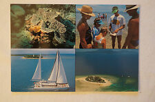 Quicksilver's Low Isles - Port Douglas - Australia - Collectable - Postcard.