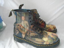 DR MARTENS PASCAL UK SIZE 8 BOOTS LEATHER VERY GOOD CONDITION WORN ONCE