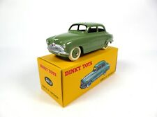 Simca 9 Aronde verte - 1/43 DINKY TOYS Voiture miniature 24U (MB102)