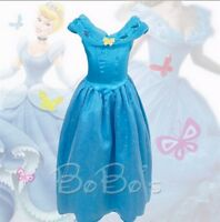 Disney Princess Cinderella Girl Skirt Child Queen Party Costume Fancy, Butterfly