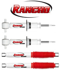 Ford F-150 2wd 2009-2014 Rancho RS5000X Shocks Front Rear
