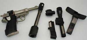 Vintage TAKARA 1983 Transformers Generation 1 G1 Decepticon MEGATRON Walther P38