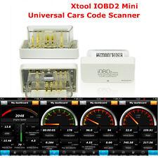 iOBD2 mini Bluetooth 4.0 OBD2 EOBD2 Car Scanner OBDII Code Reader iPhone iPad