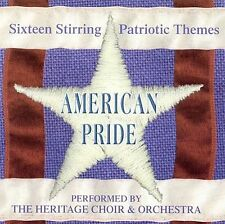 American Pride by Heritage Choir & Orchestra  Brand New