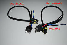 H4 HID 9003 HB2 wires Sienna CONNECTOR ballast harness solara Prius RAV4 Eclipse