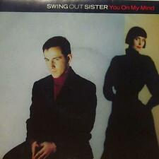 """Swing Out Sister(7"""" Vinyl P/S)You On My Mind-Fontana-SWING 6-UK-VG/NM"""