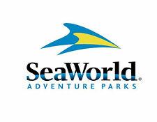 Seaworld Sticker Vinyl Decal 4-765
