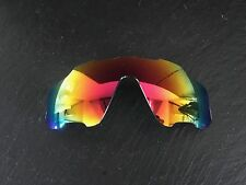 EaziLens Fire Iridium Replacement Lens For Oakley Jawbreaker Sunglasses