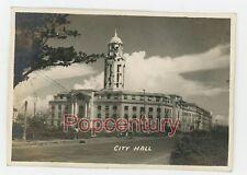 WW2 Photograph 1945 Philippines Philippine Islands Manila City Hall War Damage