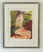 Bob Dylan, Woman on a Bed, Drawn Blank Series, Limited Edition