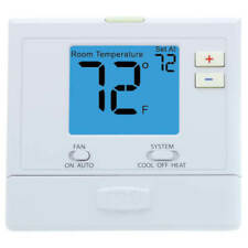 Pro1IAQ T701 Digital Wall Electronic Non-Programmable Thermostat (1H/1C)