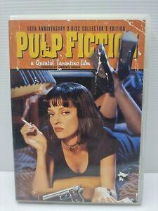 Pulp Fiction R18+ Quentin Tarantino DVD (2 Discs) R4