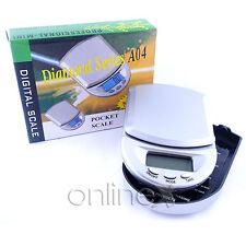 Balanza Bascula Digital Precisión 0,01-200gr a1228