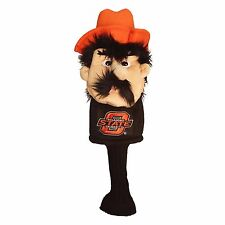 New - Oklahoma State Cowboys Mascot Golf Club Driver Headcover  Oversize Cover