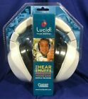 Lucid Audio Kids Hear Muffs, Ear Hearing Protection: 5-10 Years Old - New!