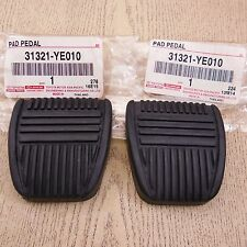 FOR Toyota Hilux 4Runner Celica Landcruiser Hiace Genuine Clutch+Brake Pedal Pad