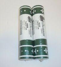 Longaberger Prepasted Wallpaper Border Heritage Green 2 Rolls/5 yds each New