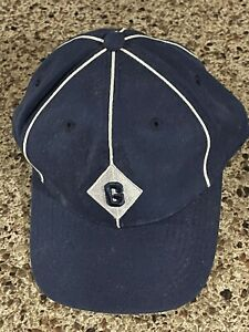 Size 7 1/8 Homestead Grays 1939 Negro League Museum Replica Baseball Hat