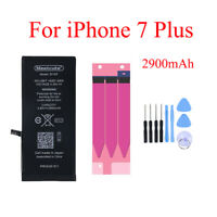 2900mAh Internal Li-on Battery for Apple iPhone 7 Plus A1661 A1785 A1786 A1784