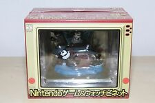 GAME & WATCH Manhole VIGNETTE Figure Diorama * New * Nintendo Japan Display