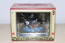 GAME & WATCH Manhole VIGNETTE Figure Diorama * New * Nintendo Japan Display