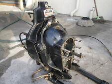 Mercruiser V8 and V6 Transom Assembly