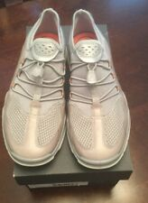 Ecco Women Slip On Shoes Silver/Grey 38 7/7.5m NEW