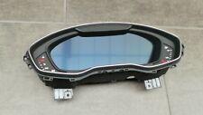 Audi A5 F5 A4 8W TFSI LED Strumento Combinato Contachilometri Virtuale 3.154 km