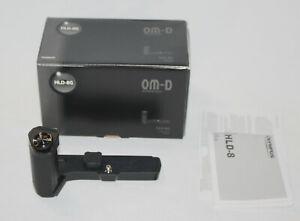 New Genuine Olympus HLD-8G Landscape Grip for E-M5 Mark II