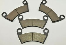 POLARIS RZR XP 1000 (2014-2017) BONDED REAR BRAKE PADS