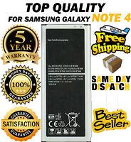 Samsung Galaxy Note 4 Battery samsung Note4 Genuine original OEM SM-N910 3220mAh